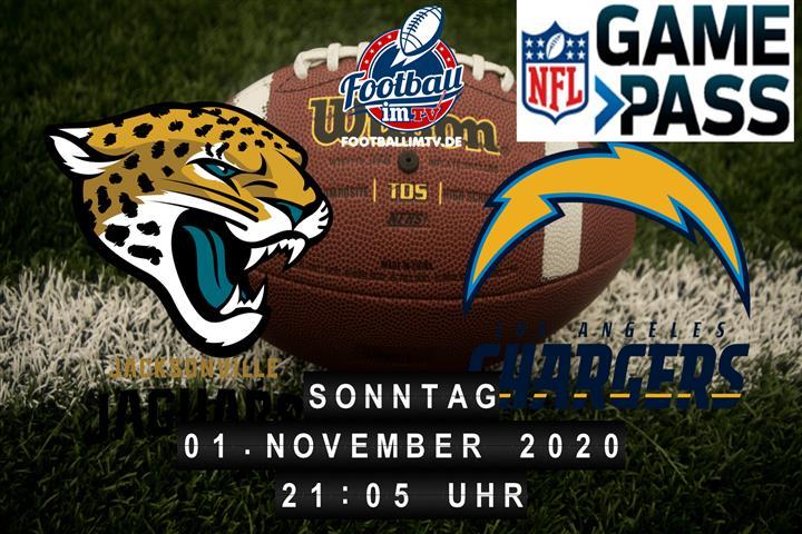 Jacksonville Jaguars - Los Angeles Chargers