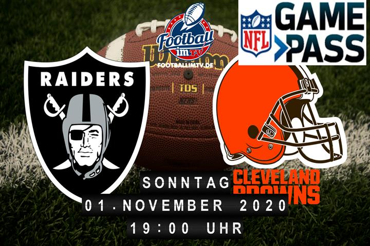 Las Vegas Raiders - Cleveland Browns