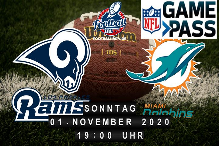 Los Angeles Rams - Miami Dolphins