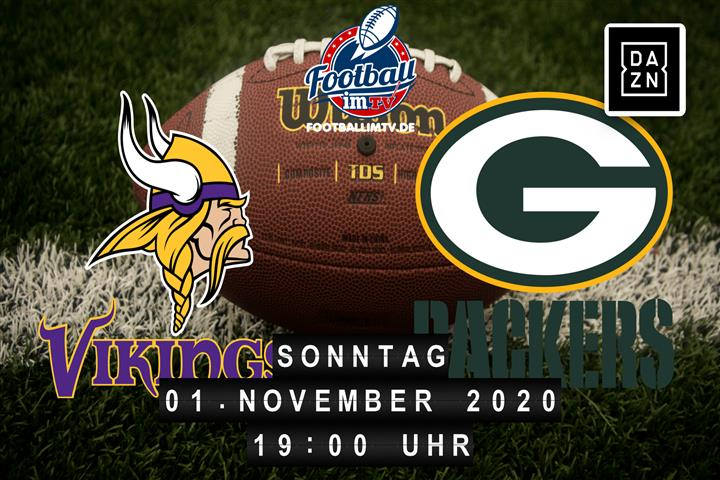 Minnesota Vikings - Green Bay Packers