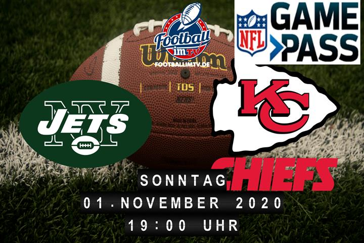 New York Jets - Kansas City Chiefs