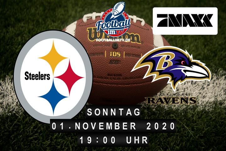 Pittsburgh Steelers - Baltimore Ravens