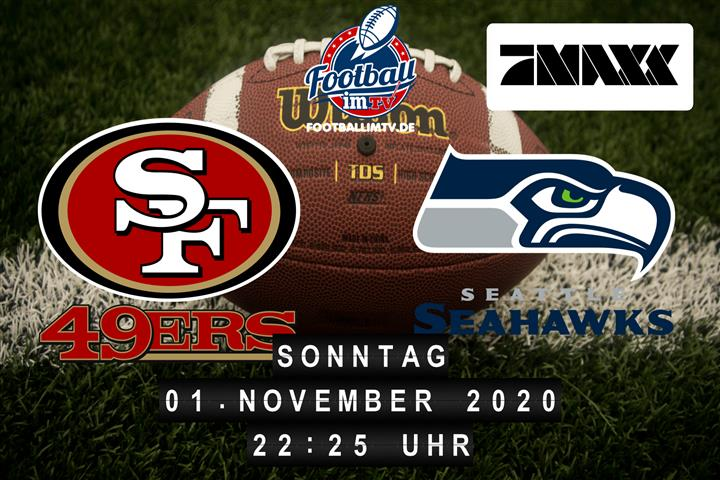 San Francisco 49ers - Seattle Seahawks