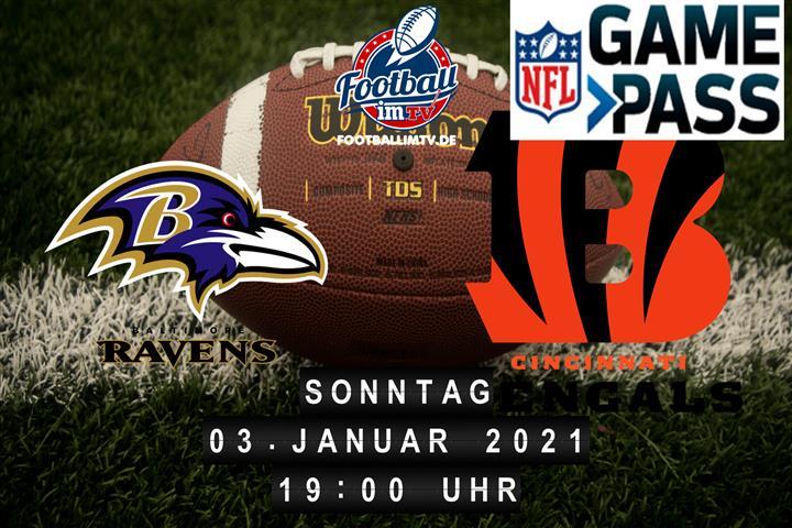 Baltimore Ravens - Cincinnati Bengals