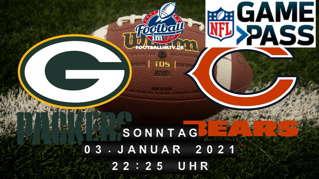 Green Bay Packers - Chicago Bears