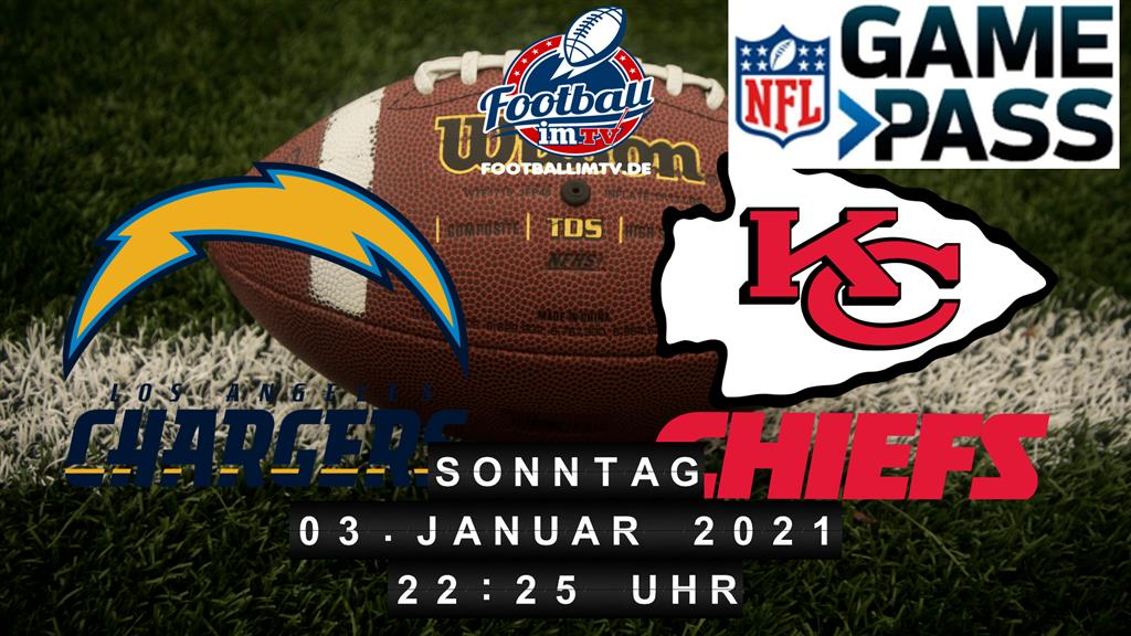 Los Angeles Chargers - Kansas City Chiefs