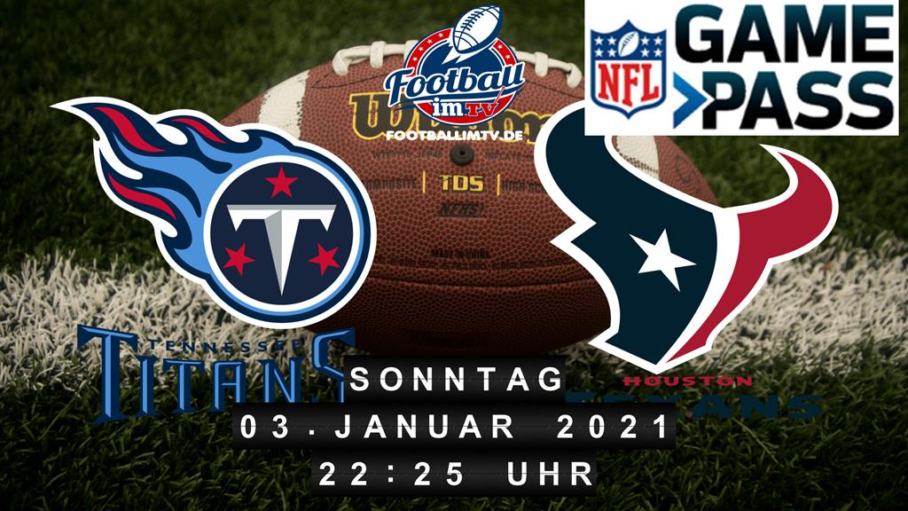 Tennessee Titans - Houston Texans