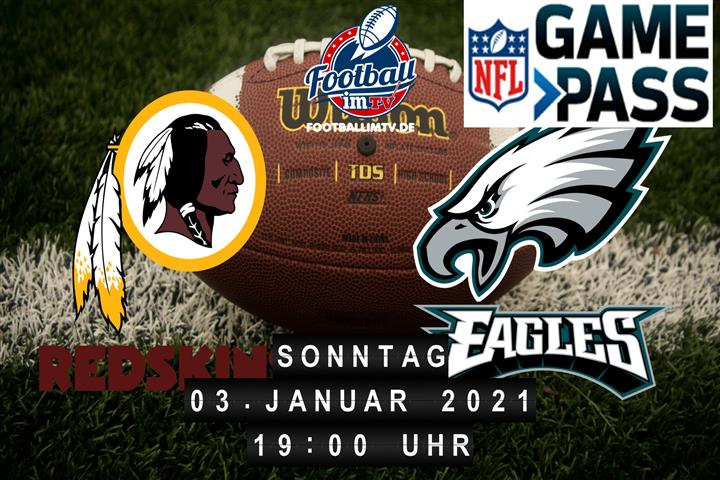 Washington Redskins - Philadelphia Eagles