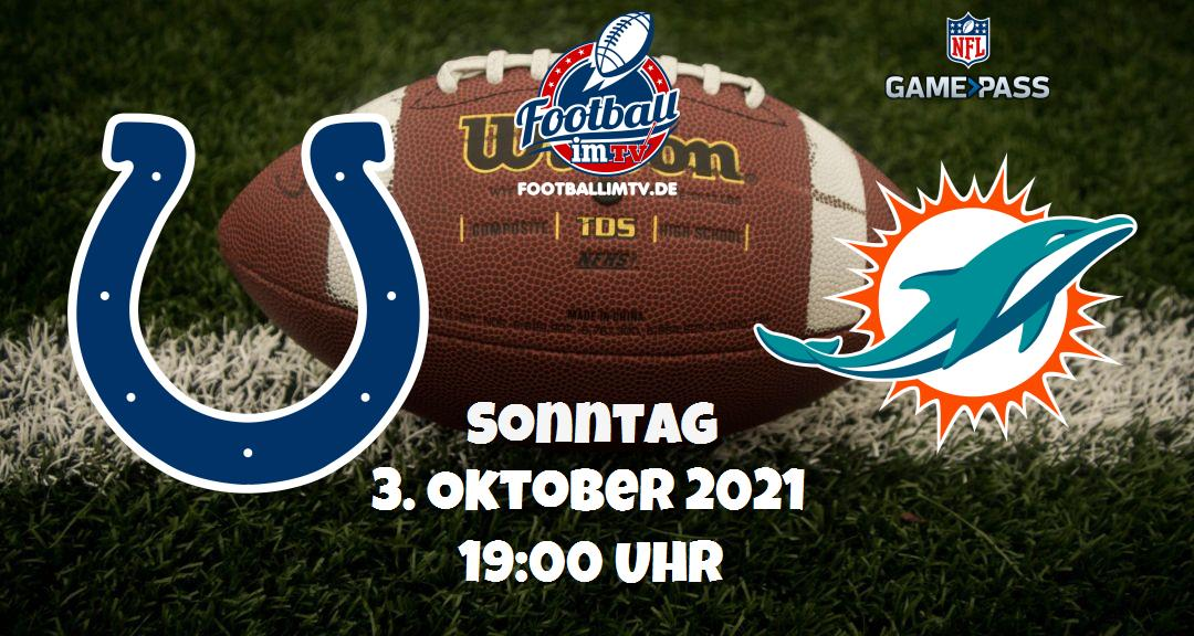 Indianapolis Colts - Miami Dolphins