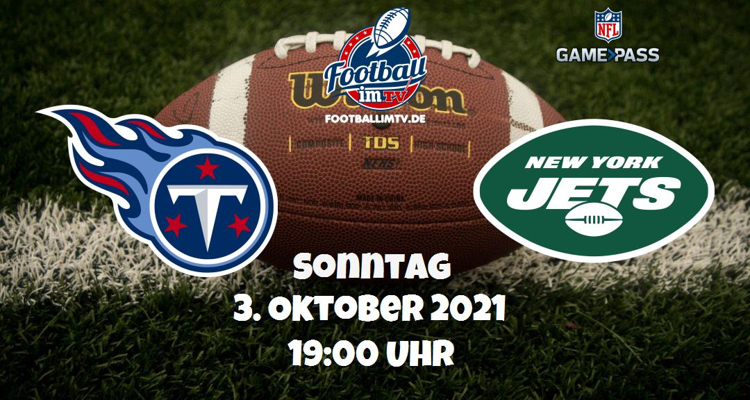 Tennessee Titans - New York Jets