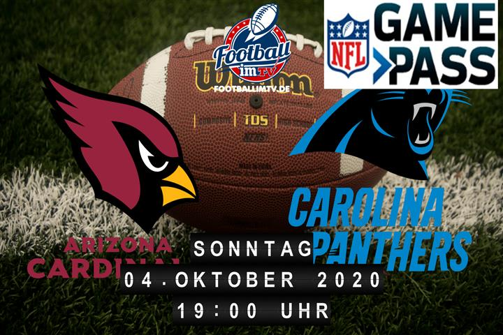 Arizona Cardinals - Carolina Panthers