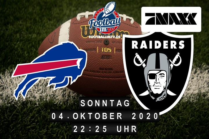 Buffalo Bills @ Las Vegas Raiders