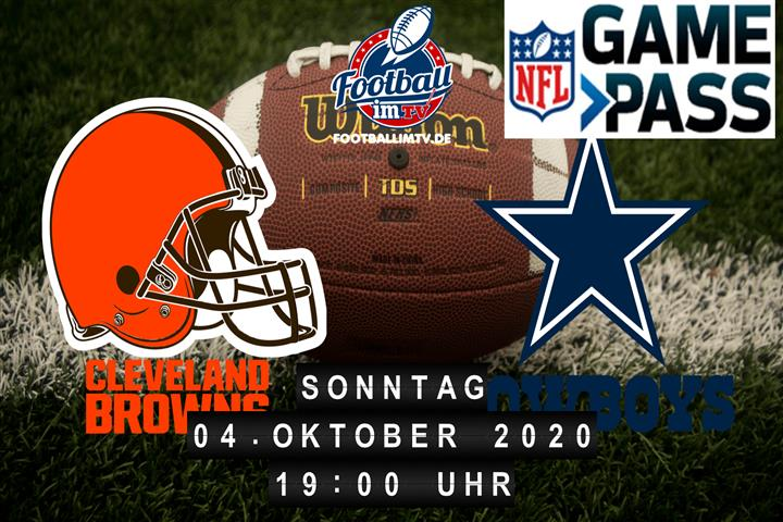 Cleveland Browns - Dallas Cowboys