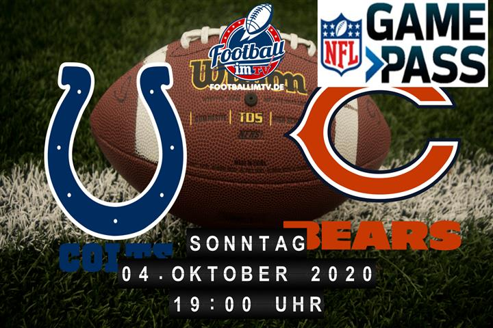 Indianapolis Colts - Chicago Bears