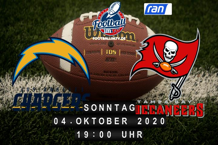 Los Angeles Chargers - Tampa Bay Buccaneers