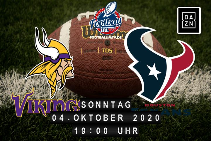Minnesota Vikings - Houston Texans