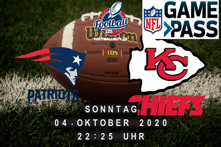 New England Patriots - Kansas City Chiefs