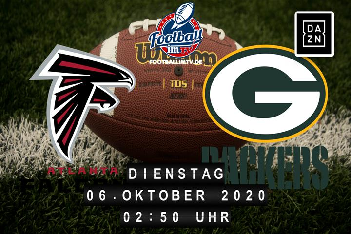 Atlanta Falcons - Green Bay Packers