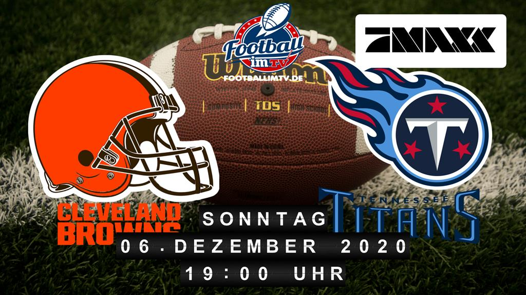Cleveland Browns - Tennessee Titans
