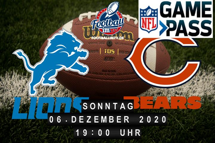 Detroit Lions - Chicago Bears