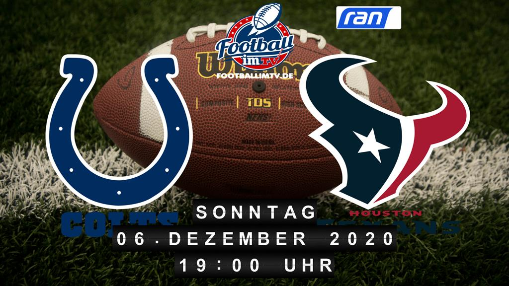 Indianapolis Colts - Houston Texans