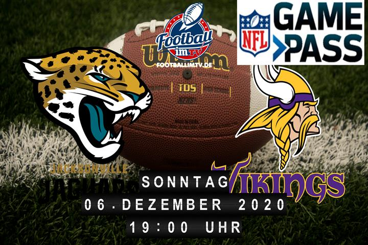 Jacksonville Jaguars - Minnesota Vikings