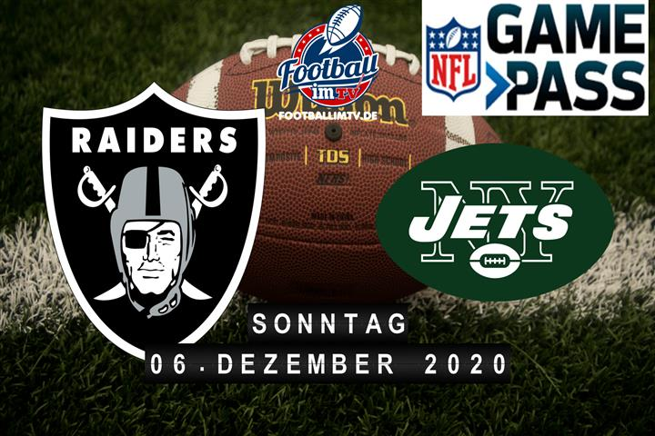 Las Vegas Raiders - New York Jets