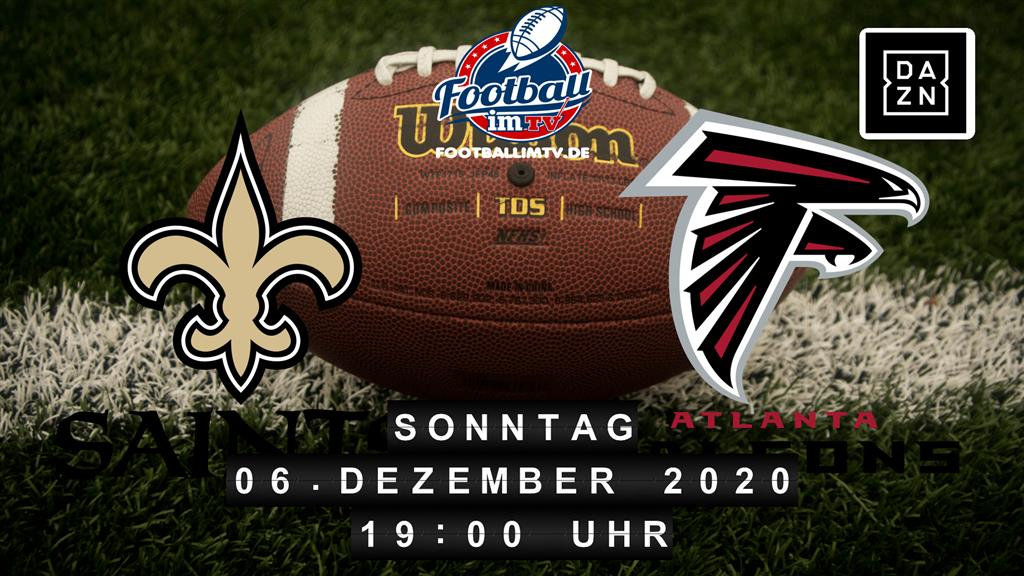 New Orleans Saints - Atlanta Falcons