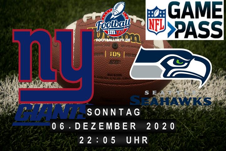 New York Giants - Seattle Seahawks