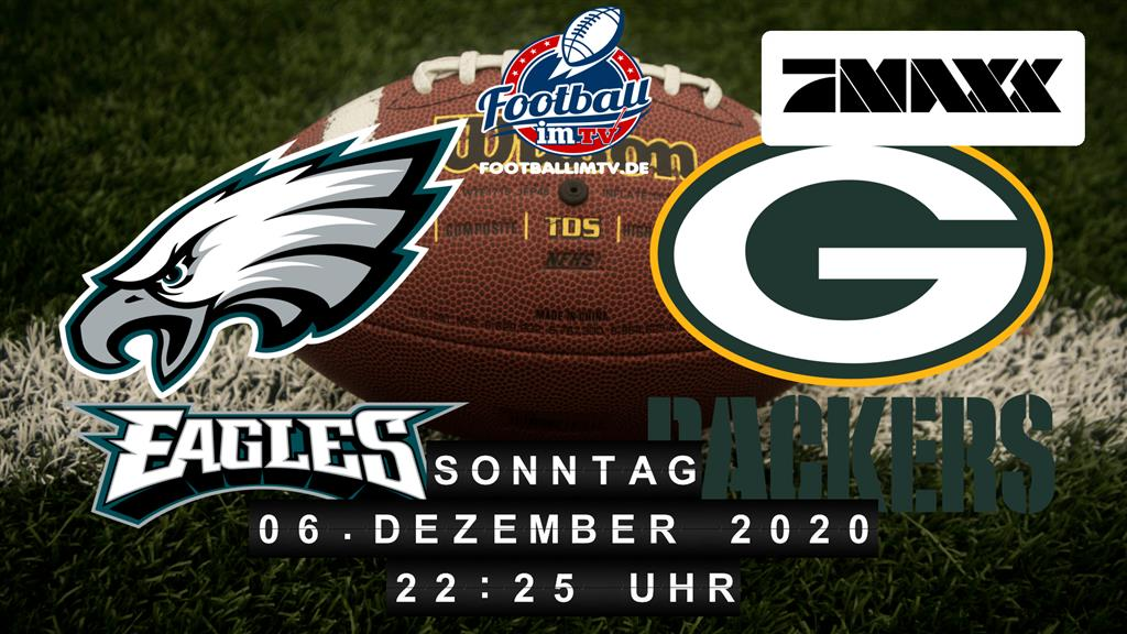 Philadelphia Eagles - Green Bay Packers