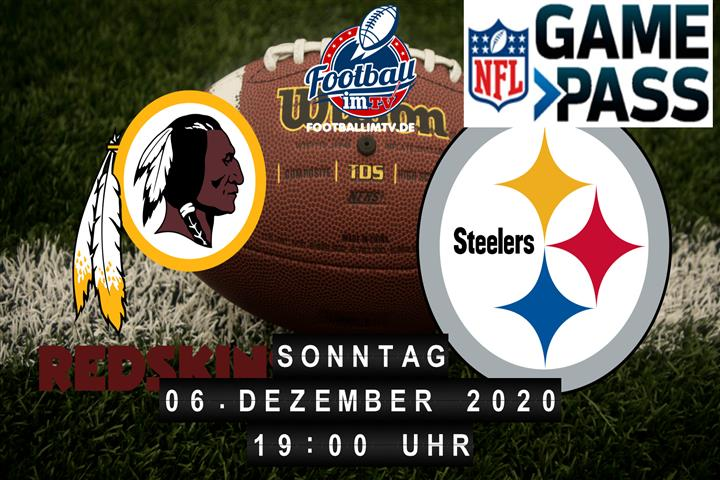 Washington Redskins - Pittsburgh Steelers