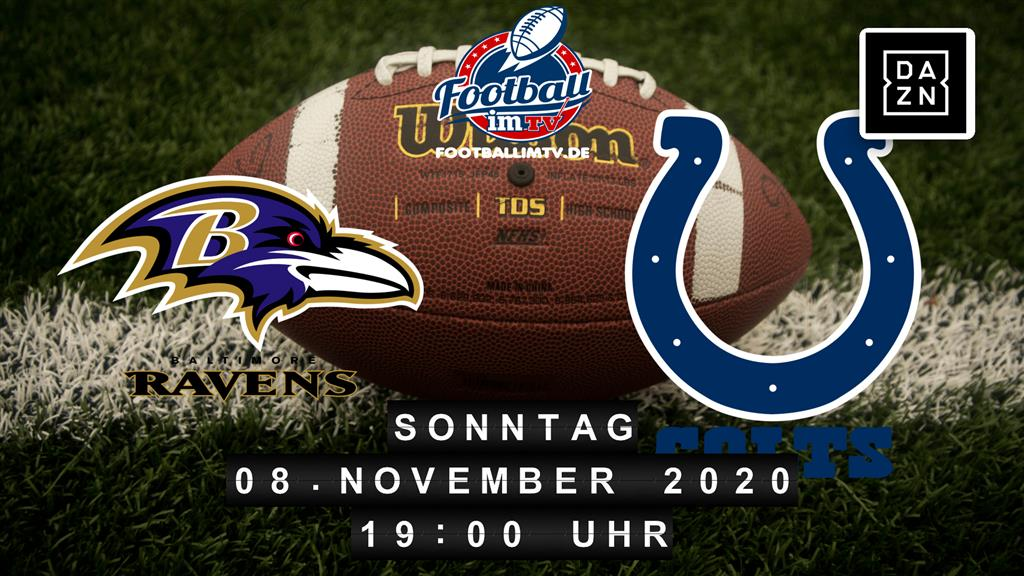 Baltimore Ravens - Indianapolis Colts