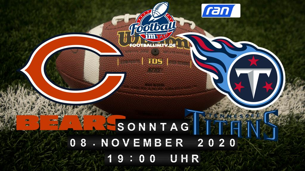Chicago Bears - Tennessee Titans