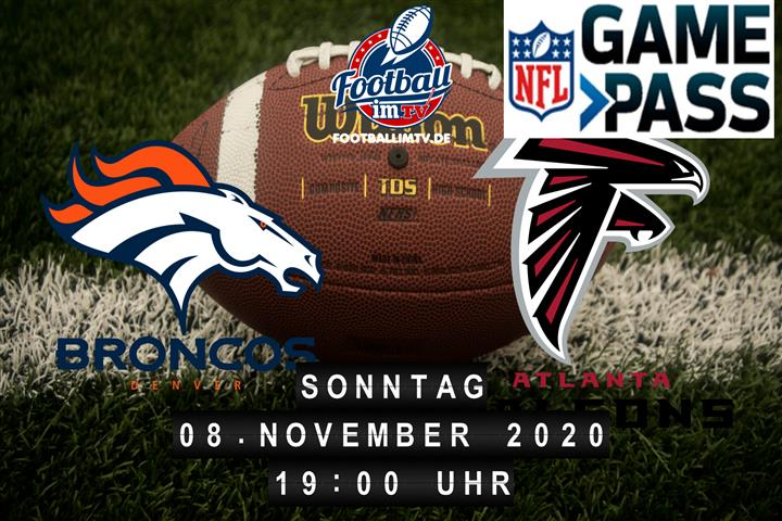 Denver Broncos - Atlanta Falcons