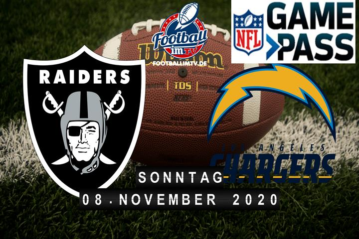 Las Vegas Raiders - Los Angeles Chargers