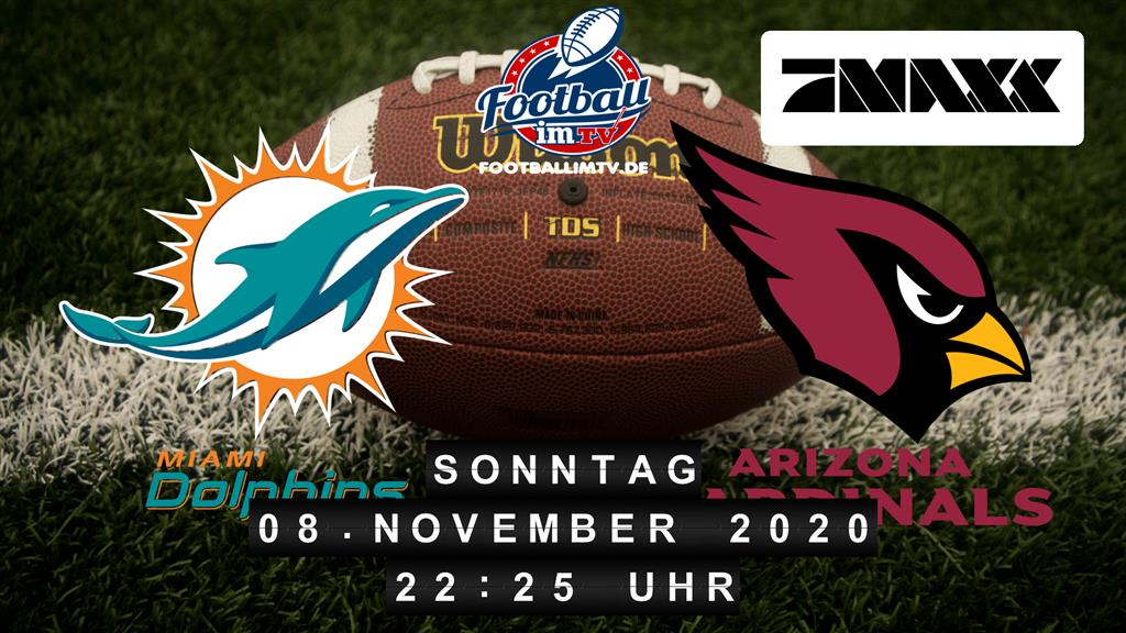 Miami Dolphins - Arizona Cardinals