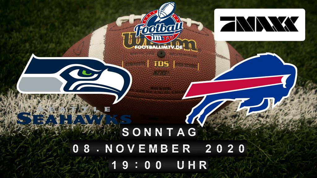 Seattle Seahawks @ Buffalo Bills