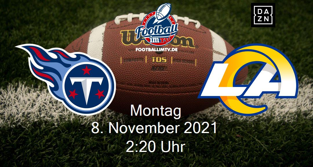 Tennessee Titans - Los Angeles Rams