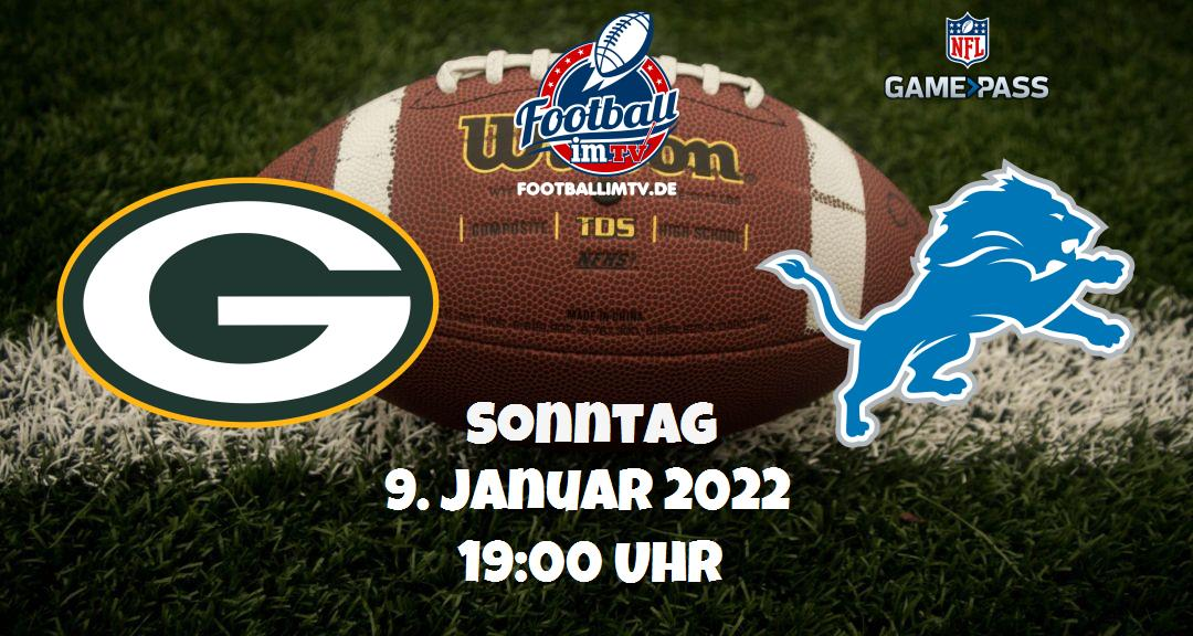 Green Bay Packers - Detroit Lions