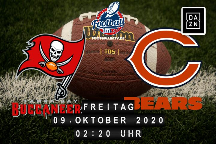 Tampa Bay Buccaneers - Chicago Bears