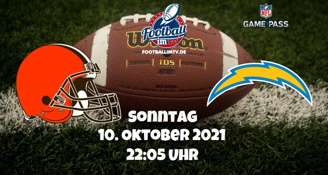 Cleveland Browns - Los Angeles Chargers