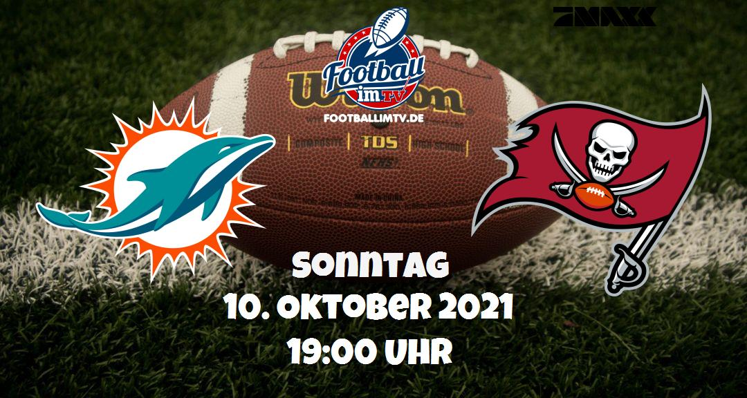 Miami Dolphins - Tampa Bay Buccaneers