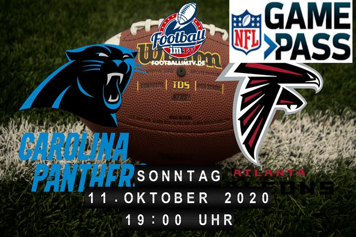 Carolina Panthers - Atlanta Falcons