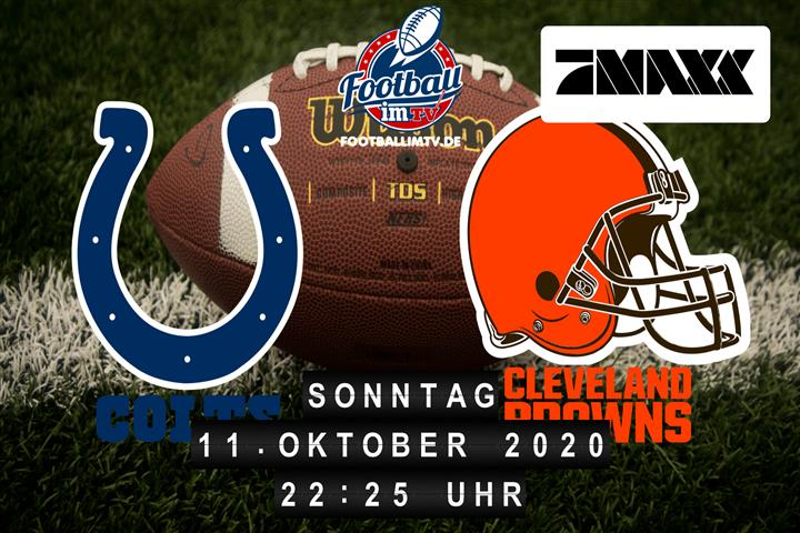 Indianapolis Colts - Cleveland Browns