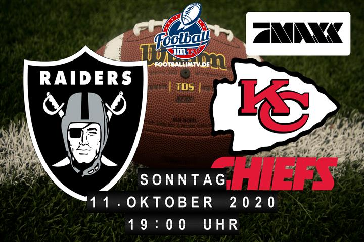 Las Vegas Raiders - Kansas City Chiefs