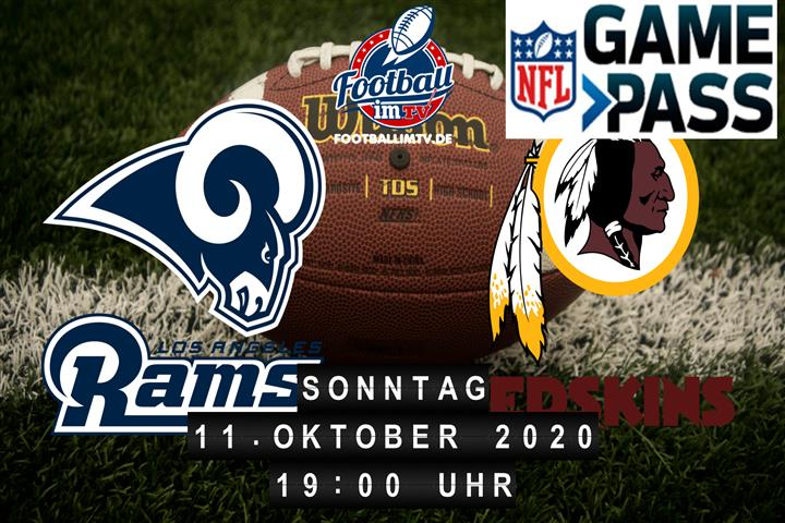 Los Angeles Rams - Washington Redskins