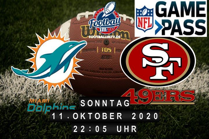 Miami Dolphins - San Francisco 49ers