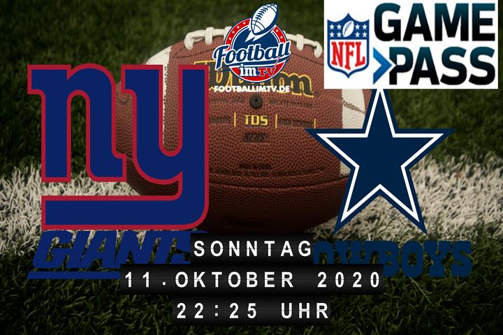 New York Giants - Dallas Cowboys