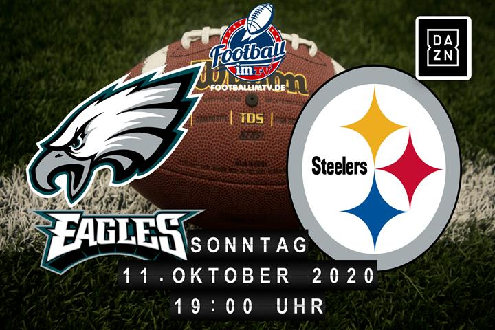 Philadelphia Eagles - Pittsburgh Steelers