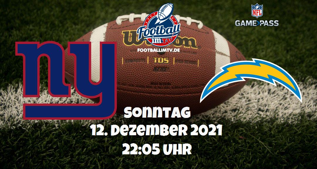 New York Giants - Los Angeles Chargers